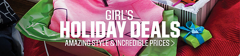 Girls' Apparel Deals