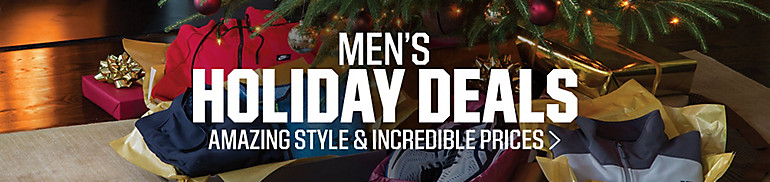 Men's Apparel Deals