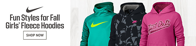 Girls' Nike Fleece Tops