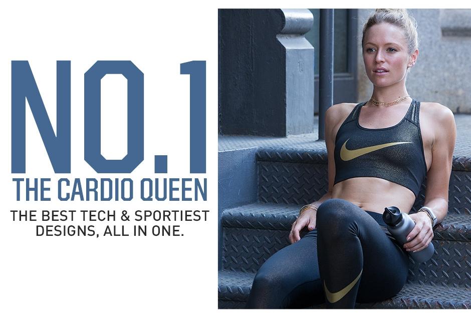 The Cardio Queen