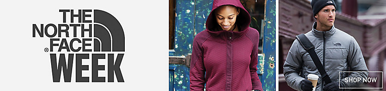 The North Face Clothing, Footwear and Gear