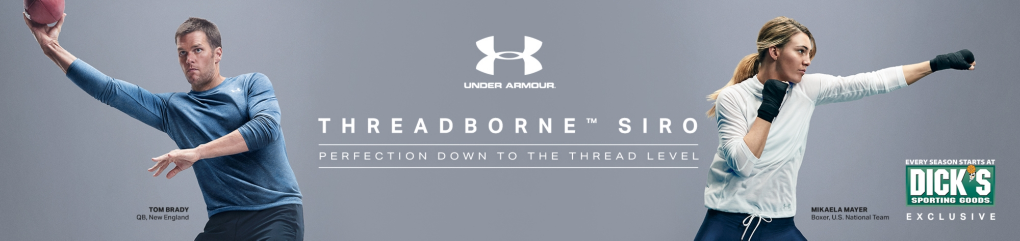 Under Armour Threadborne Siro