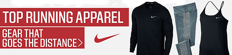 Nike Running Apparel