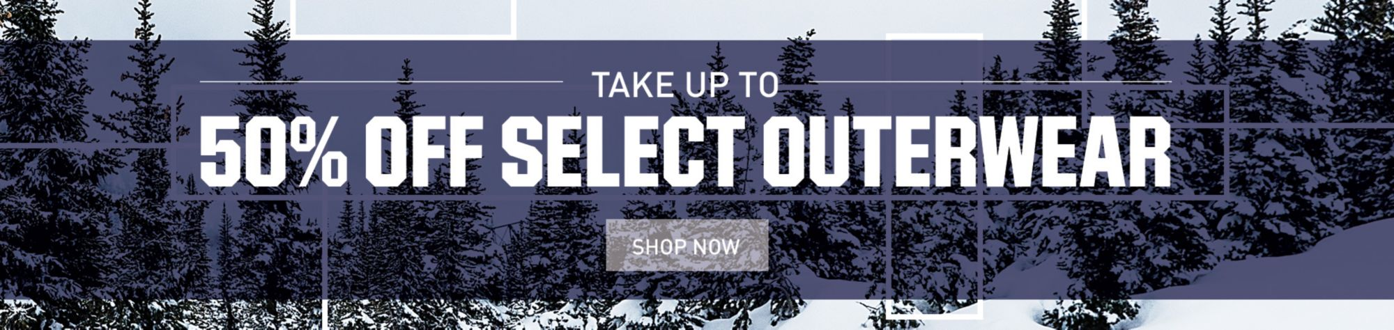 End Of Season Outerwear Savings