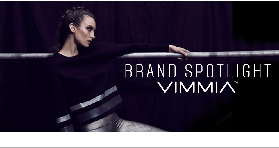 Brand Spotlight Vimmia