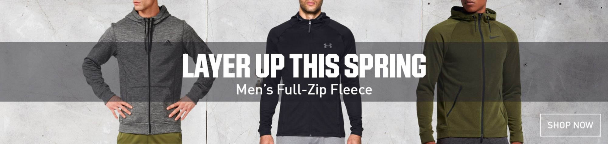 Men's Lightweight Fleece