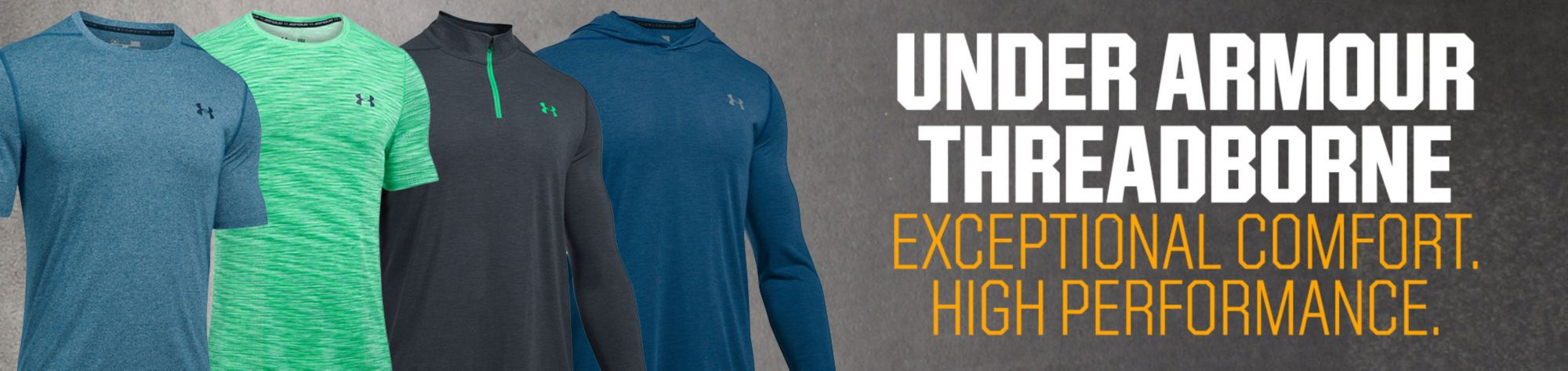 Men's Under Armour Threadborne