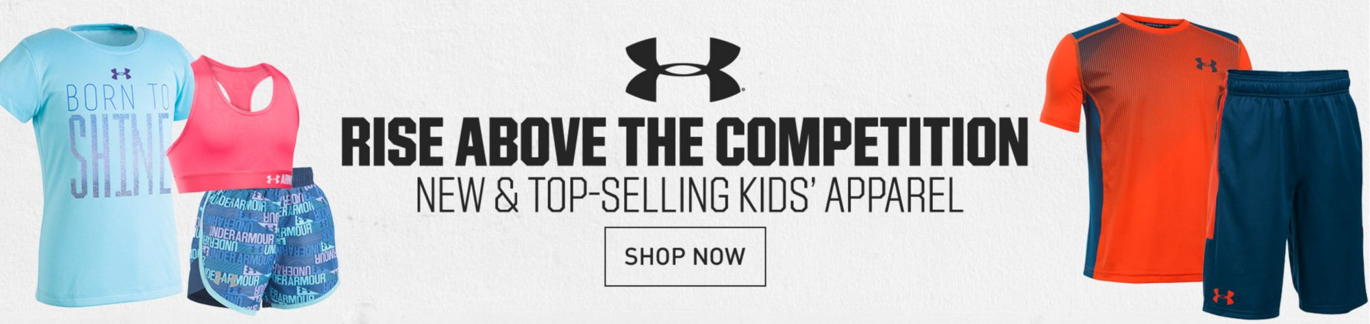 Youth Under Armour Apparel