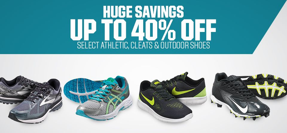 Shop Up To 40% Off Footwear