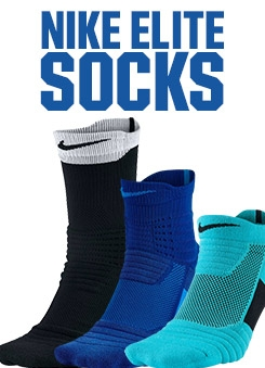 Shop Nike Elite Socks