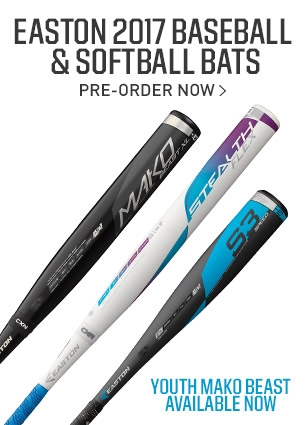 Shop Easton 2017 Bats