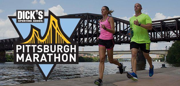 DICK'S Pittsburgh Marathon