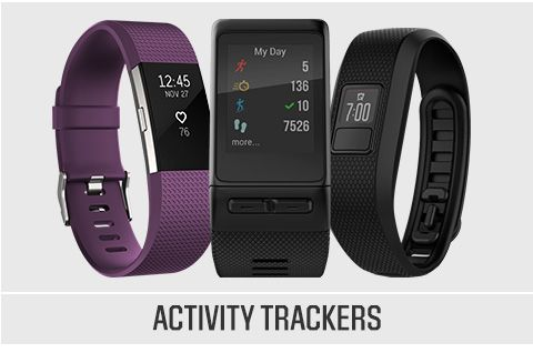 Challenge Accepted Activity Trackers