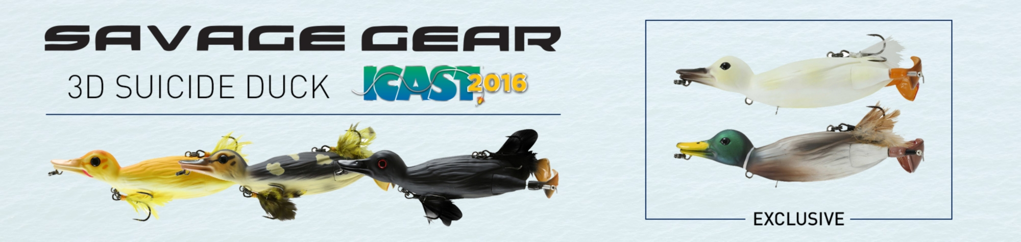 Savage Gear Baits Exclusive Styles