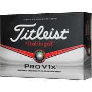 Titleist Pro V1x Golf Balls - Prior Generation