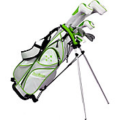 Tour Edge Women's Lady Edge 11-Piece Complete Set - (Graphite) - Lime