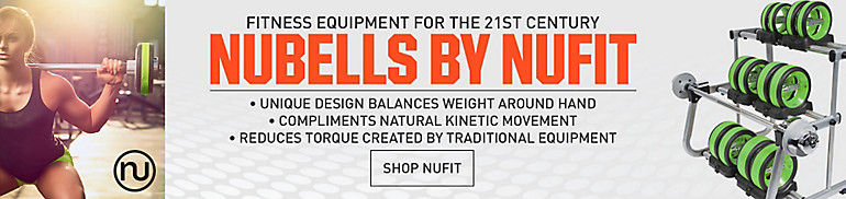 Shop NuFit Dumbbells