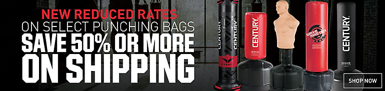Select Punching Bags Now Ship For More Than 50% Less
