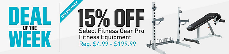 Exercise Deals