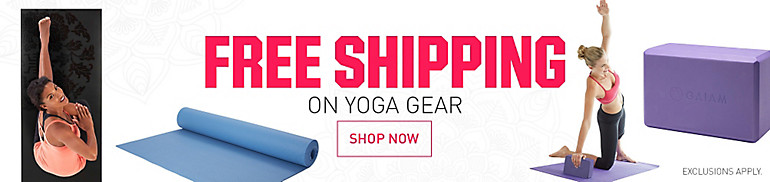 Yoga Clothes and Studio Gear