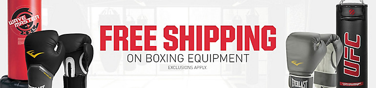 Boxing and MMA Gear