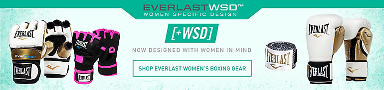 Everlast Boxing Gear - Designed With Women In Mind