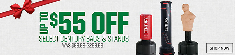 Up To $55 Off Select Bags and Stands