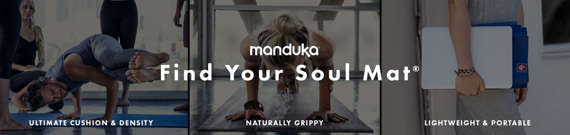 Shop Manduka Yoga Gear