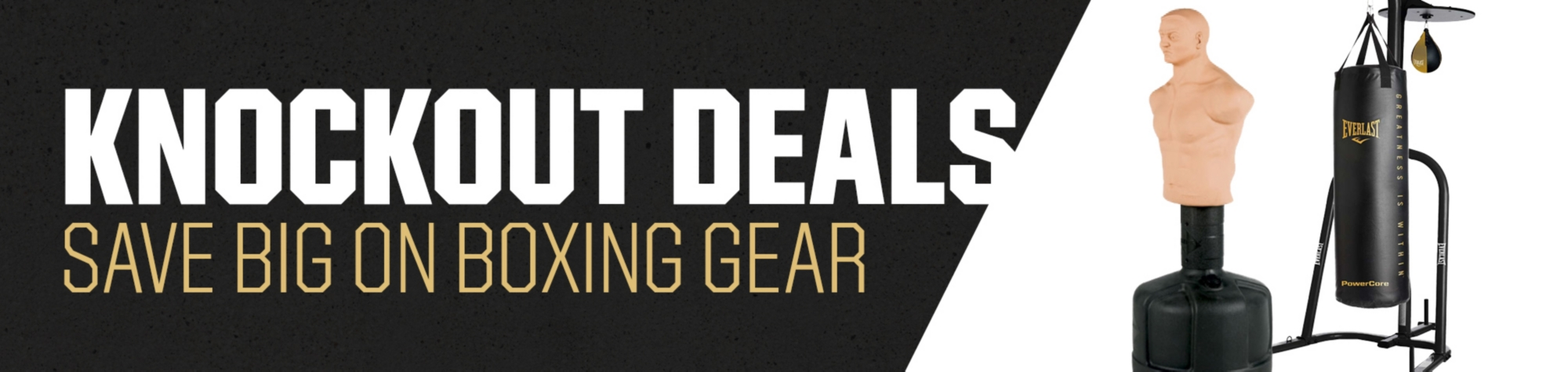 Knockout Deals - Save Big on Boxing Gear