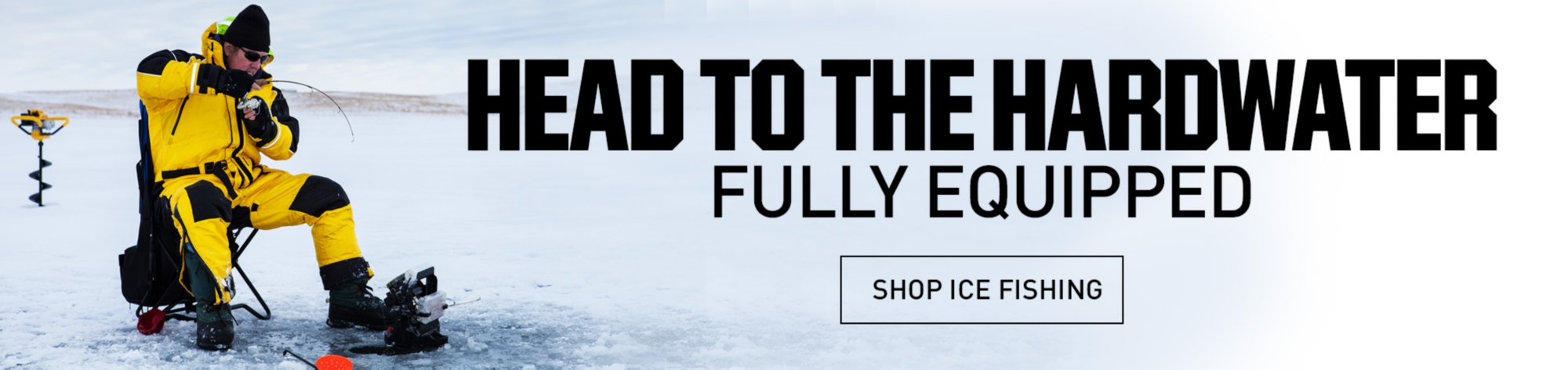 Shop Ice Fishing Gear