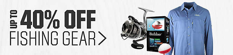 Fishing Gear Sale
