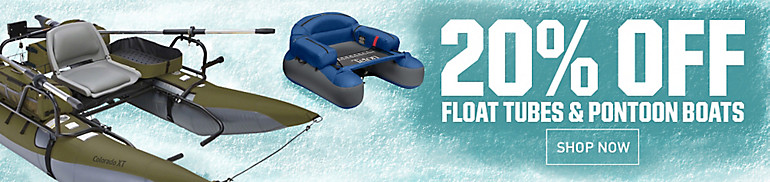 Shop Float Tubes And Pontoon Boats