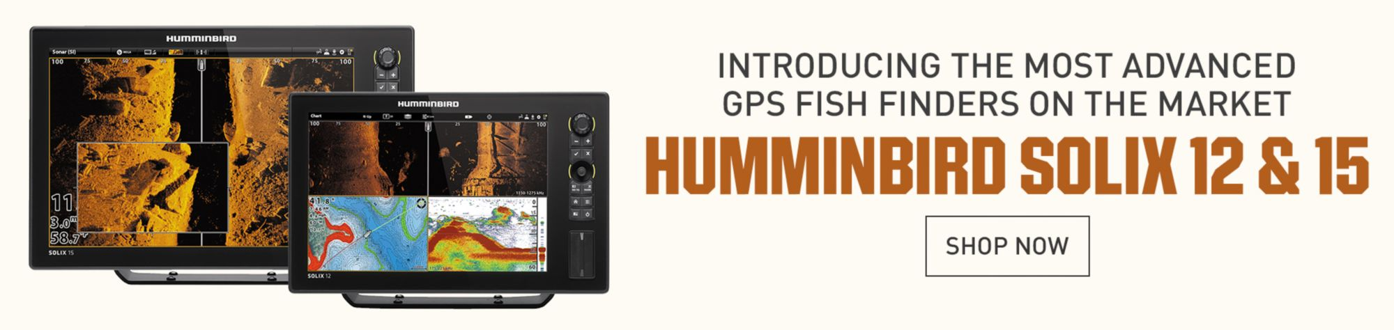 Humminbird Solix Fish Finder
