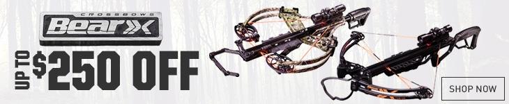 Save On Bear Archery Crossbows