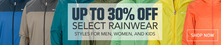 Save on Rainwear
