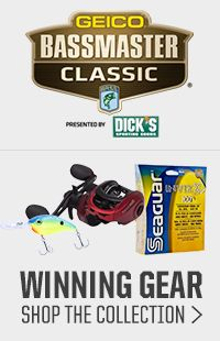 Bassmaster Classic Trusted Gear