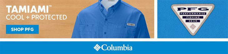 Shop Columbia Fishing Apparel