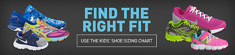Kids' Shoe Sizes