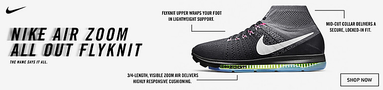 Nike Zoom All Out Running Shoes Launch