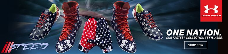 Under Armour Stars and Stripes Collection