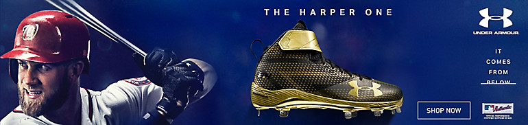 Under Armour Harper Cleats