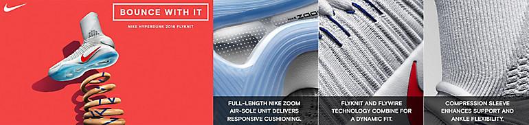 Nike 2016 Hyperdunk Flyknit