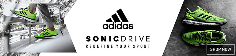 adidas Sonic Drive Running Shoes