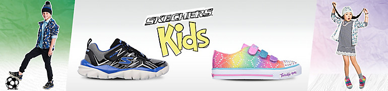 Kids' Sneakers and Skate Shoes