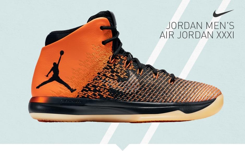 Featured Shoe Release - Men's Air Jordan XXXI Basketball Shoes