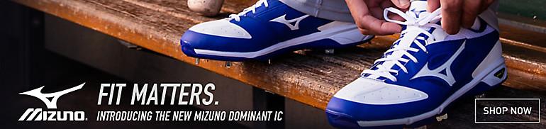 Mizuno Dominant IC Baseball Cleats