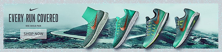 Nike Shield Running Shoes