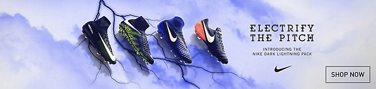 Nike Dark Lightning Soccer Cleats
