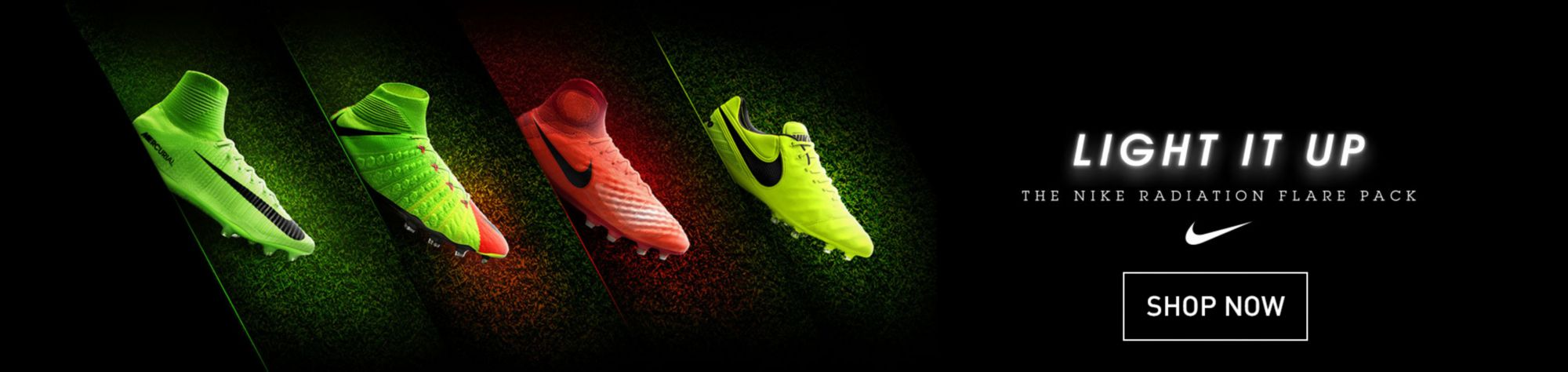 Nike Radiation Flare Pack Soccer Cleats