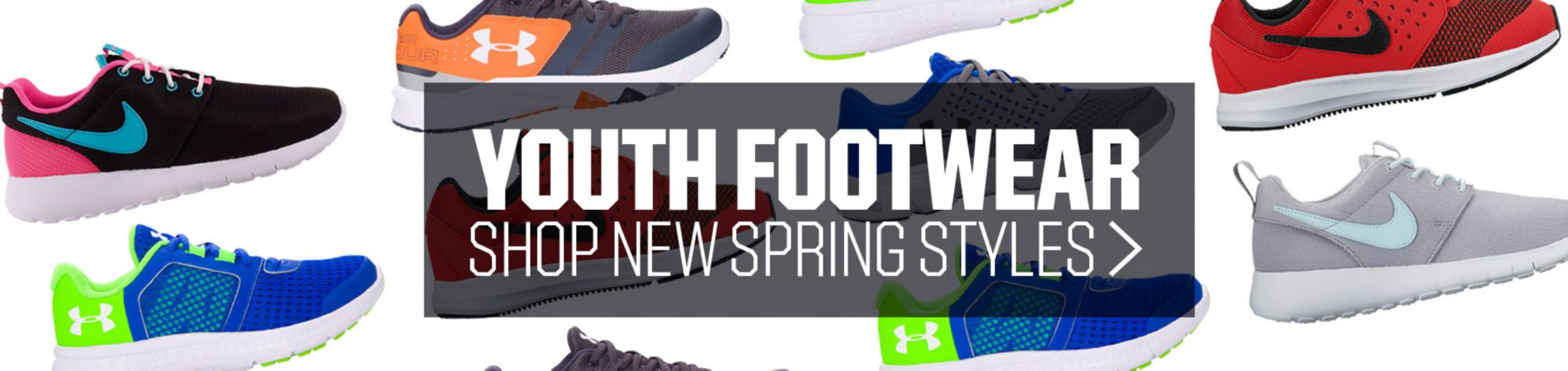 Shop Youth Athletic Sneakers